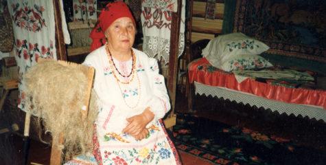 Потомок украинских переселенцев В.Н. Свириденко, с. Краснозерское Новосибирской области