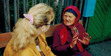 Беседа с Пелагеей Васильевной Моисеевой, г. Тогучин Новосибирской области